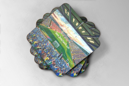 meadow lane Coaster set of four